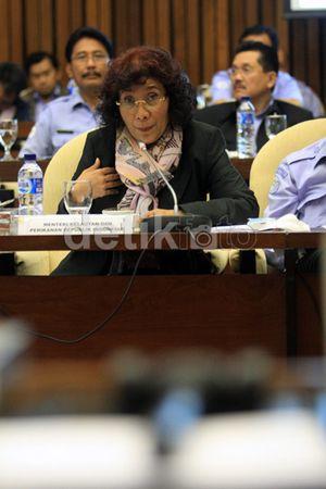 Susi Protes Anggaran Kementeriannya Dipotong, Ini Penjelasan DPR