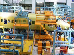 Pembuatan Pesawat N219 Sudah Tahap Final