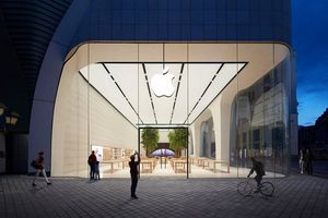Mengintip Apple Store Besutan Jony Ive