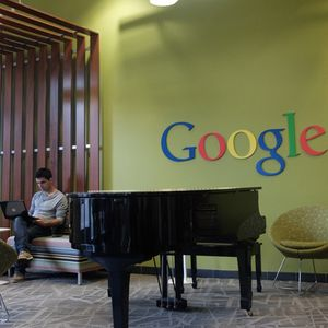 Kerja di Google: Perut Kenyang, Bolos pun Bebas