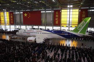 Burung Besi China Penantang Boeing & Airbus