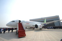 Netizen Ragukan Keamanan Pesawat Buatan China
