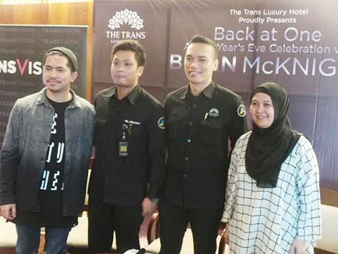 Tinggal Pilih! 2 Suguhan Spesial Tahun Baru di The Trans Luxury Hotel Bandung
