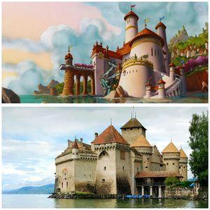 Lokasi Fantastis di Film Disney Ini Ada Lho di Dunia Nyata!