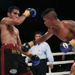 Sabuk Emas Nasional, Roy Muklis Menang Angka atas Hero Tito