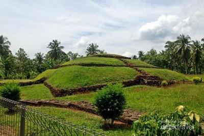 Tidak Kalah Dengan Mesir, Lampung Juga Punya Piramida