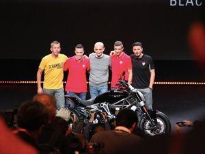 Pebalap Top Kompak Puji 7 Motor Anyar Ducati