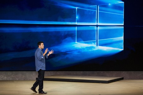Executive Vice President of Operating Systems Microsoft Terry Myerson (Getty Images)