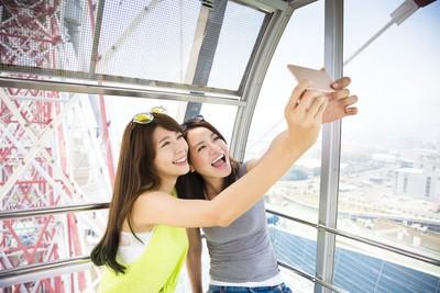 9 Tipe Turis Saat Naik Bianglala, Kamu Termasuk yang Mana?