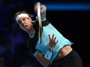 Rafael Nadal Kalahkan David Ferrer