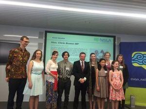 Kompetisi Berbahasa Indonesia Tingkat Nasional Pertama di Australia