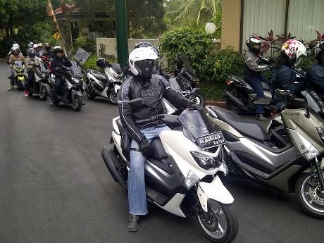 SUMO, Komunitas Pengguna NMAX Surakarta