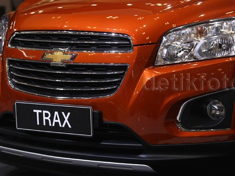 Chevrolet Bocorkan Spesifikasi Trax di Indonesia