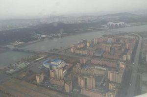 Begini Penampakan Pyongyang dari Ketinggian