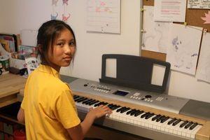 Aurora Lahur Murid asal Indonesia Juarai Lomba Menulis Lagu di Australia