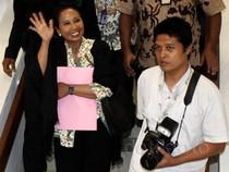 Menteri Rini Penuhi Panggilan Pansus Pelindo II