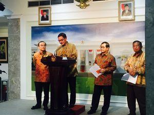 Jokowi Permudah Urus Sertifikat Tanah