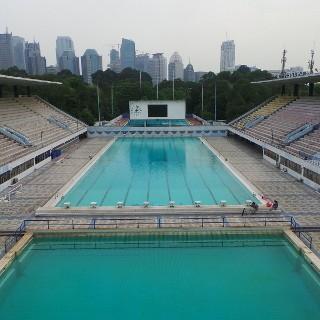 Kolam Renang dan Velodrome di Jakarta, Bukan Renovasi tapi Perombakan