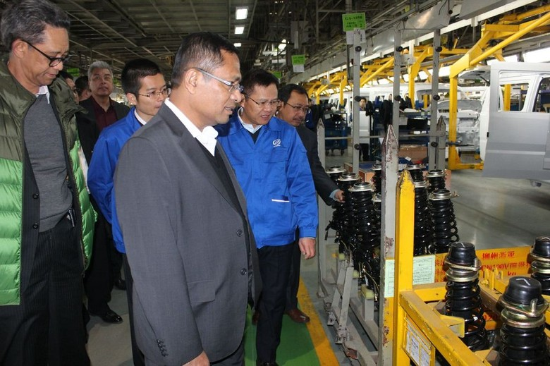 Menperin Kawal Produsen Mobil China Bangun Pabrik Rp 11 T di RI