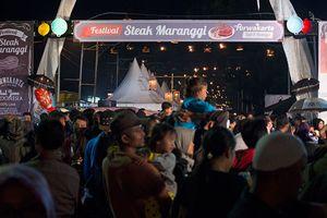 Festival Steak Maranggi 2015, Citarasa Lokal Kualitas Internasional