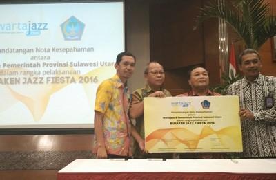 Bunaken Jazz Fiesta Siap Digelar Tahun Depan