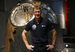 Astronot Asal Inggris Akan Ikut Ajang Marathon di Luar Angkasa