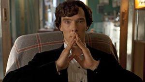 Surat kepada Sinterklas dari Benedict Cumberbatch
