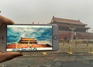 Potret Kontras Beijing Sebelum & Sesudah Polusi Parah