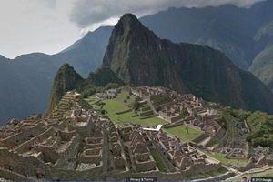 Menikmati Machu Picchu Dari Google Street View, Bisa!