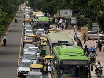 Polusi Udara Tinggi, New Delhi Berniat Larang Mobil Diesel Beroperasi