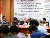 Seminar Refleksi Akhir Tahun Fraksi PKS