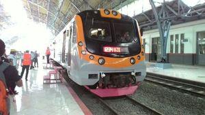 Jalur Sudah Steril, Waktu Tempuh KRL Kota-Priok Cuma 20 Menit