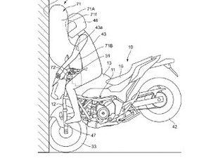 Airbag untuk Motor Lebih Populer di Masa Depan?