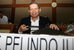 RJ Lino Diberhentikan, Dede R. Martin Jadi Plt Dirut Pelindo II