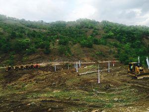 Menelusuri Jalan Panjang ke Bendungan Rotiklot di Perbatasan RI-Timor Leste