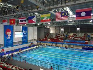 Berkunjung ke Kolam Renang Megah ASEAN Para Games 2015