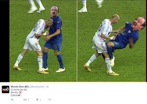 Zidane Tanduk Benitez