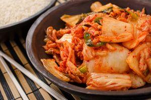 Warga Korea Tidak Sudi Makan Kimchi Buatan China