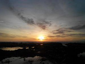 Indahnya Matahari Terbit & Tenggelam di Garut