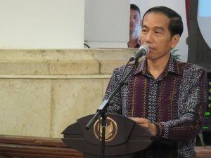 Jokowi: Tipikal Orang Kita, Kalau Diberi Pesaing Baru Bangun