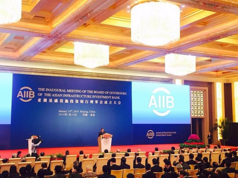 Menkeu: Bank Infrastruktur Asia Membantu Banyak Negara