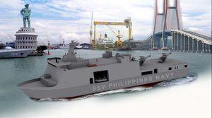 Selain Perang, Kapal SSV Buatan PAL Bisa untuk Misi Kemanusiaan