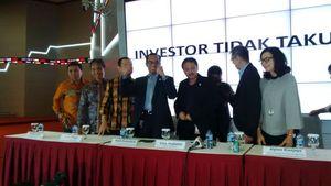 Bom Meledak di Thamrin, Bos BEI: Investor Tidak Takut