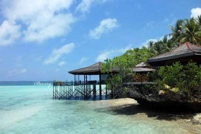 Jelajah Pulau Keren di Kepulauan Derawan