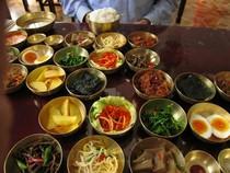 Korea Utara Punya BBQ Bebek dan Pansanggi yang Terkenal Enak