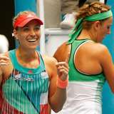Azarenka Ditundukkan Kerber di Perempatfinal