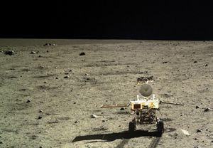 China Pamerkan Potret Langka Penjelajahan Bulan