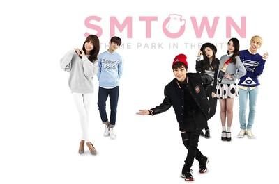 Bertemu Para Bintang K-Pop di SM TOWN COEX Artium, Seoul