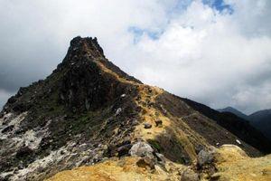 Sibayak & Sinabung, 2 Gunung Berapi Gagah di Karo