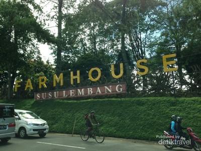 Liburan di Lembang, Bisa Main ke Rumah Hobbit!